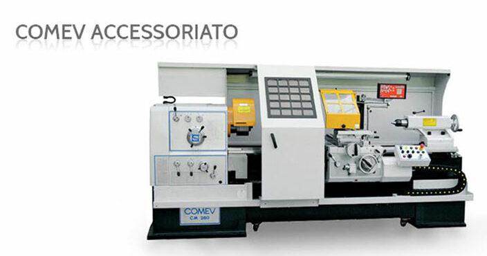 CNC Drehmaschine 1